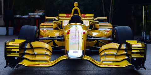 Formula 1's Huge New Downforce Is a Problem, And IndyCar Has