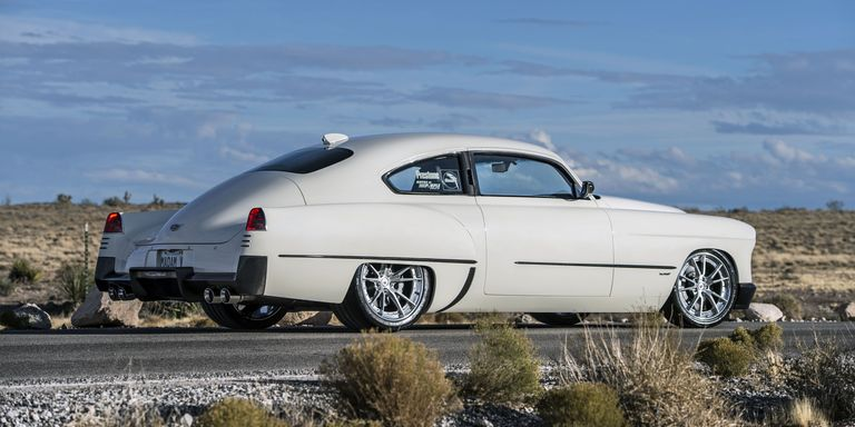 This 1948 Cadillac Restomod Is Actually a nd New ATS-V Underneath