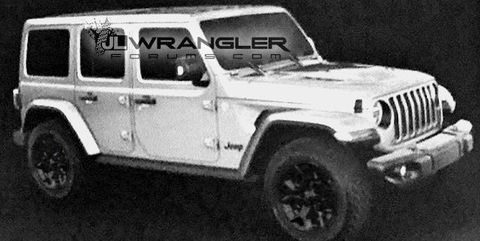 Here Are All The 2018 Jeep Wrangler Changes Jeep Wrangler Redesign
