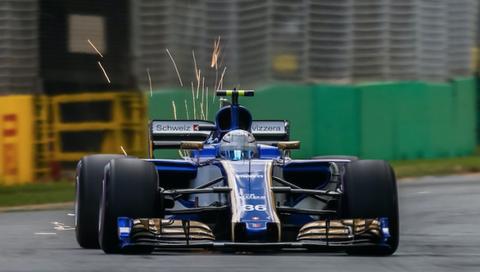 Sauber F1 2017