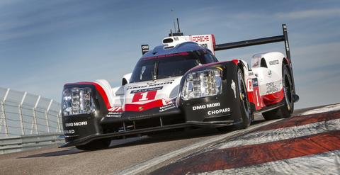 Image Porsche