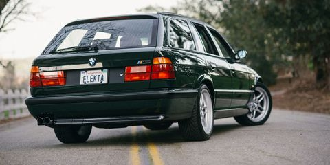This Amazing Bmw M5 Wagon Just Sold For 120 000
