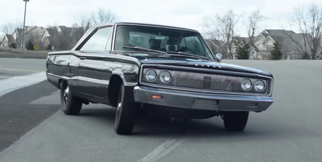 The 1967 Dodge Coronet 440 R/T Was King of the Displacet Wars