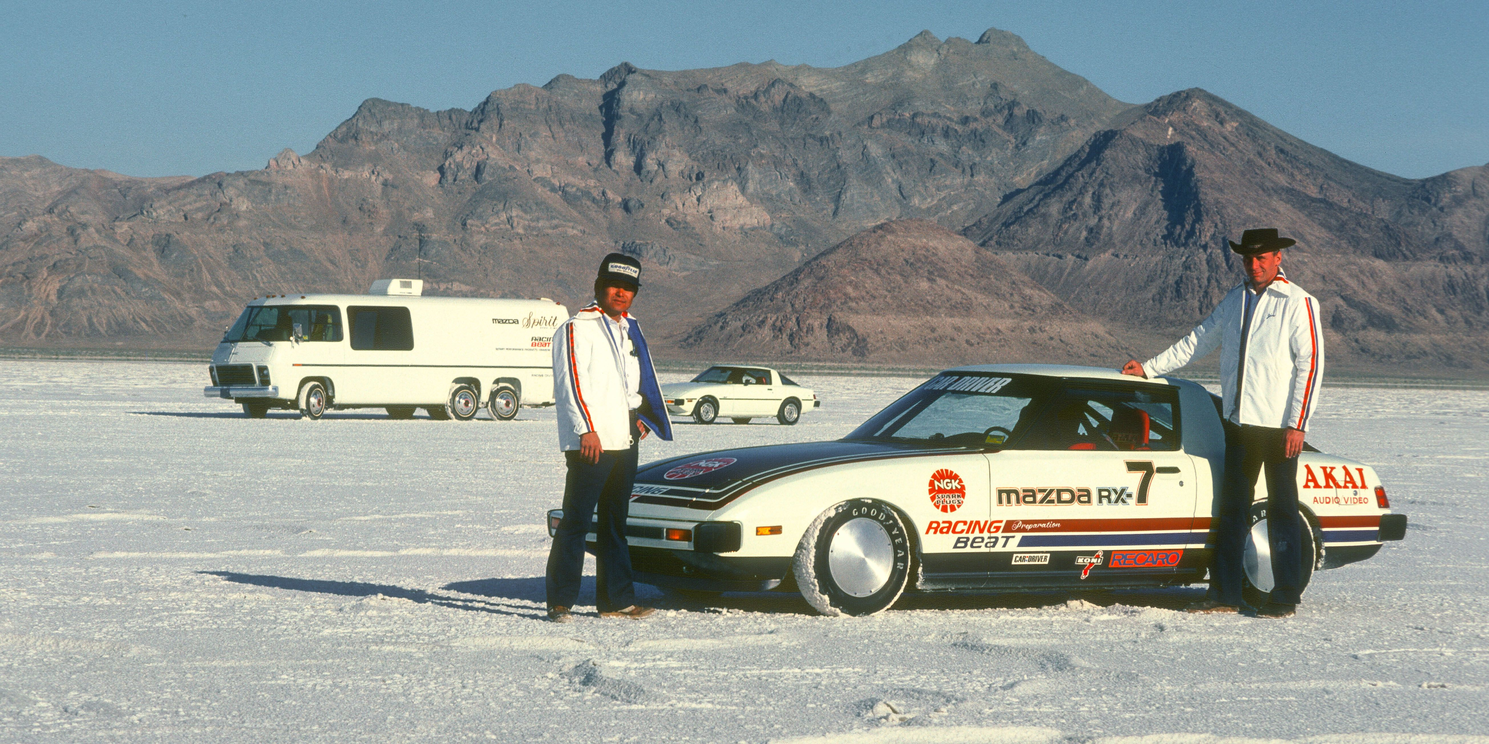 The Story of the Shop that Dedicated Itself to the Rotary Engine