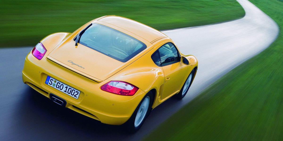 Ten Best Cheap Mid-Engine Sports Cars
