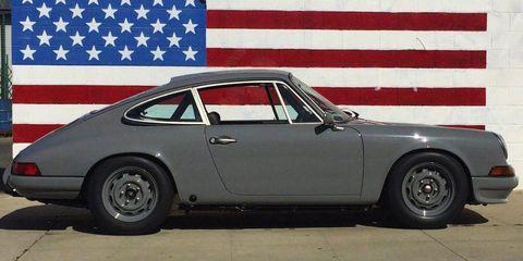 Land vehicle, Vehicle, Car, Porsche 912, Regularity rally, Coupé, Sports car, Porsche 911 classic, Rim, Classic car,