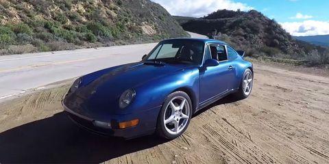 Land vehicle, Vehicle, Car, Regularity rally, Coupé, Sports car, Rim, Alloy wheel, Porsche 911 classic, Porsche,