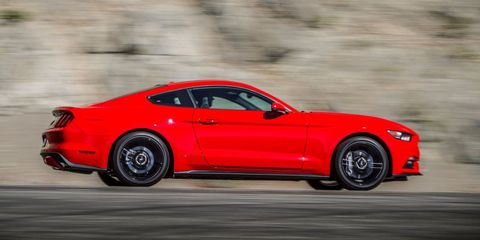 550-HP Mustang EcoBoost – Ford Mustang Turbo Kit