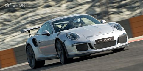Porsche Is Finally Coming to Gran Turismo