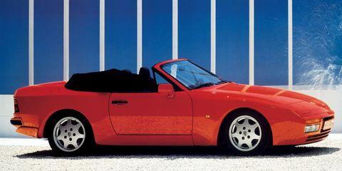 Land vehicle, Vehicle, Car, Sports car, Coupé, Porsche 968, Porsche 944, Sedan, Convertible, Classic car,