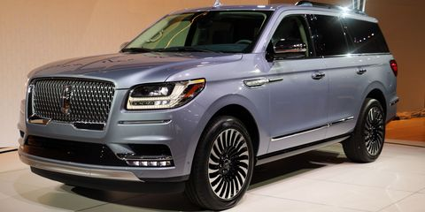 The New Lincoln Navigator Is Gigantic