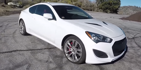 Genesis Coupe 2.0T >> The Hyundai Genesis Coupe 2 0t Is An Overlooked Bargain