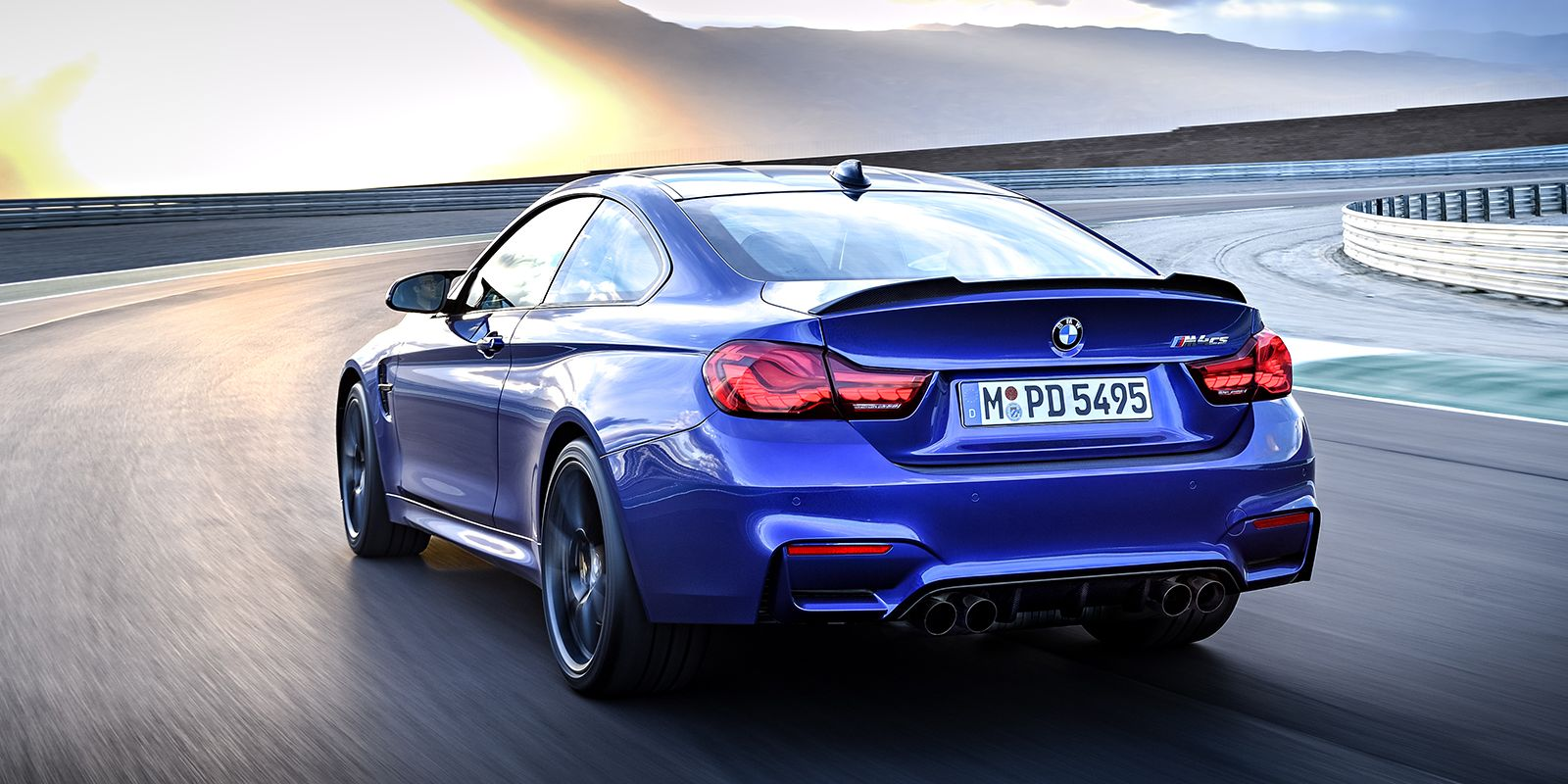 The 2018 Bmw M4 Cs Is Here With 454