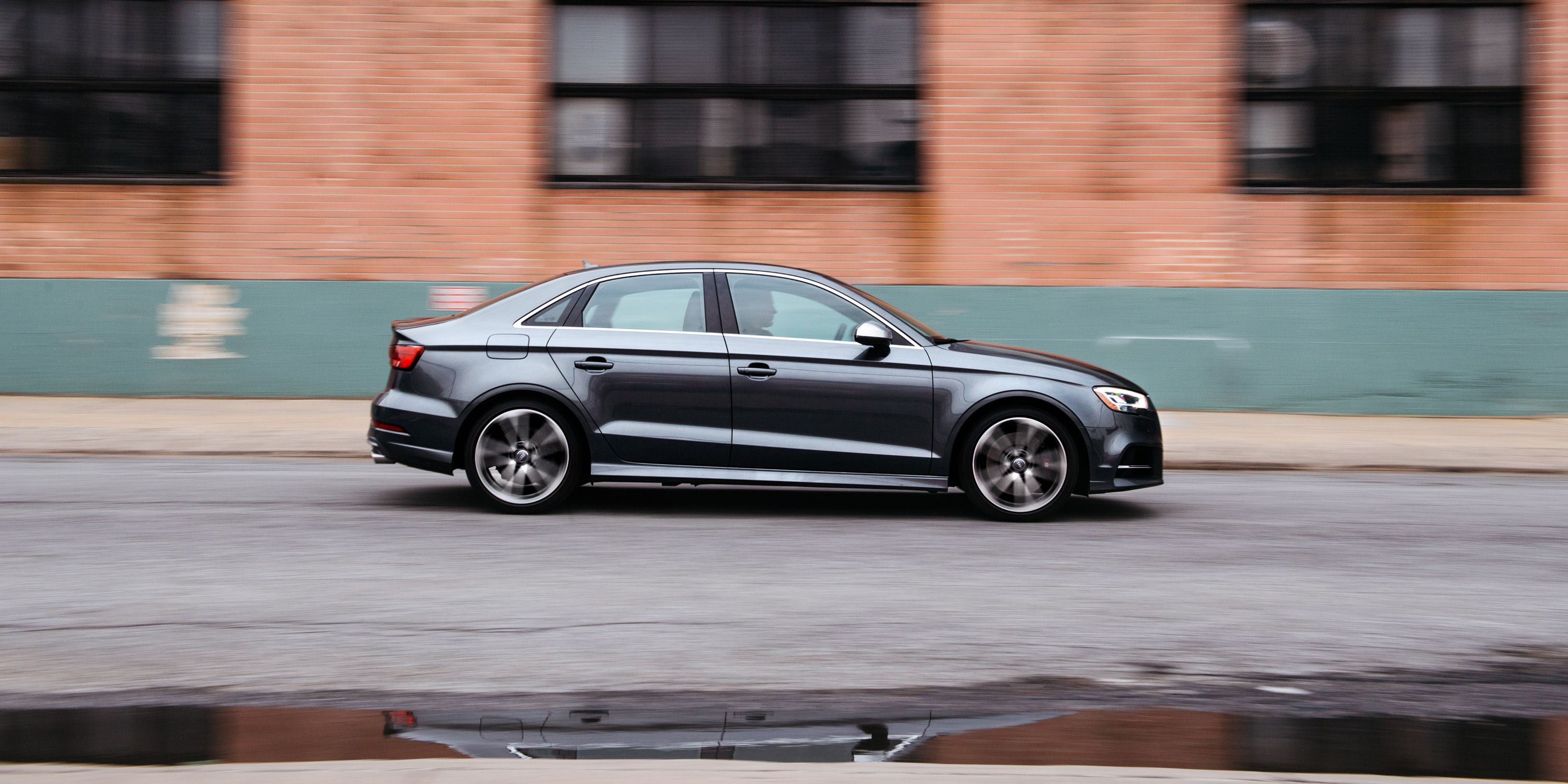 The Audi S Is A Little Monster - Audi s3