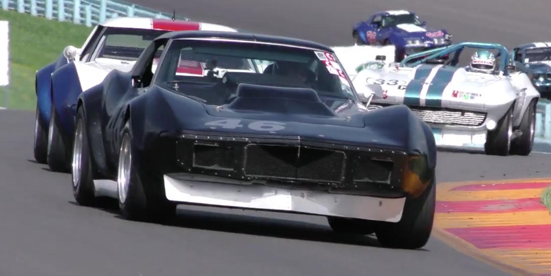 C3 Corvette Racing