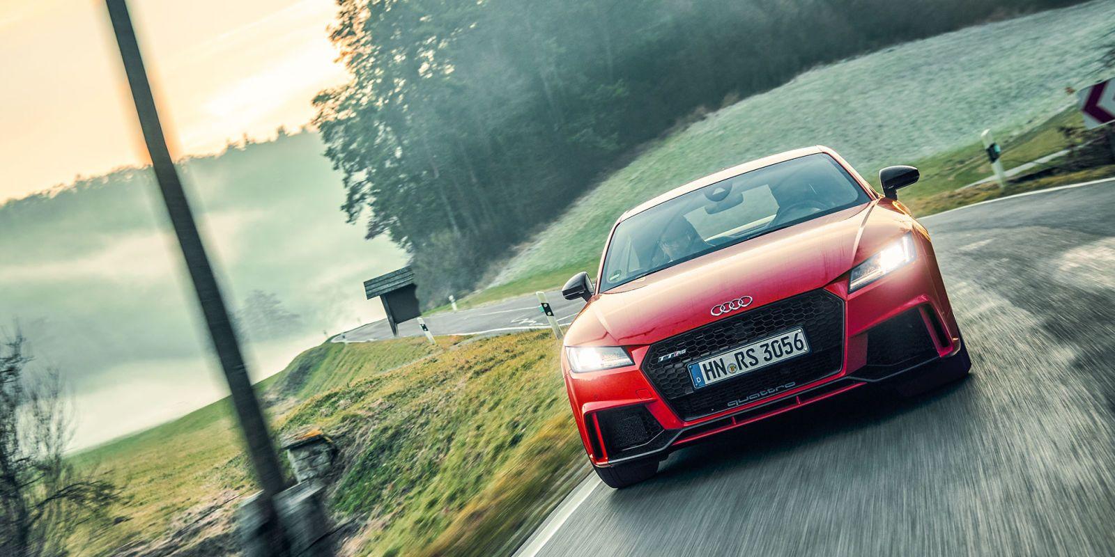 2018 Audi Tt Rs First Drive Road Track Test. Audi. Audi Tt 1 8t 2000 Ground Wiring Location At Scoala.co