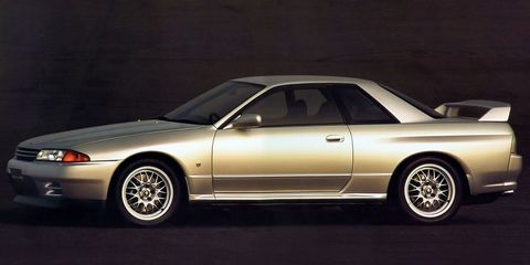 Nissan Is Selling New Parts for the R32 Skyline GT-R
