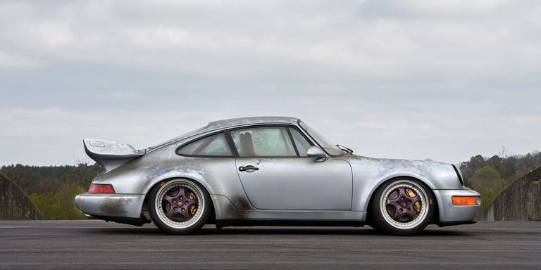 this never driven 1993 porsche 911 carrera rsr just sold for million. Black Bedroom Furniture Sets. Home Design Ideas