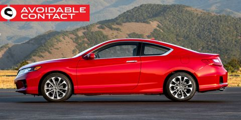 The Accord V6 Coupe Is The Last Real American Muscle Car