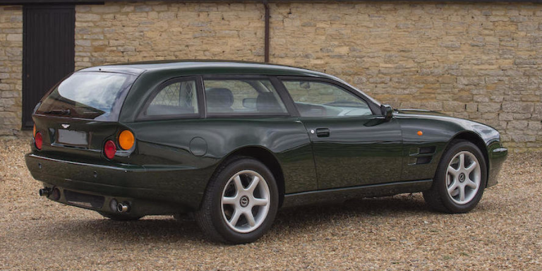 One Of The Rarest And Most Gas Guzzling Shooting Brakes Can Be Yours
