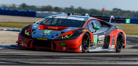 Lamborghini Huracan GT3 Paul Miller Racing