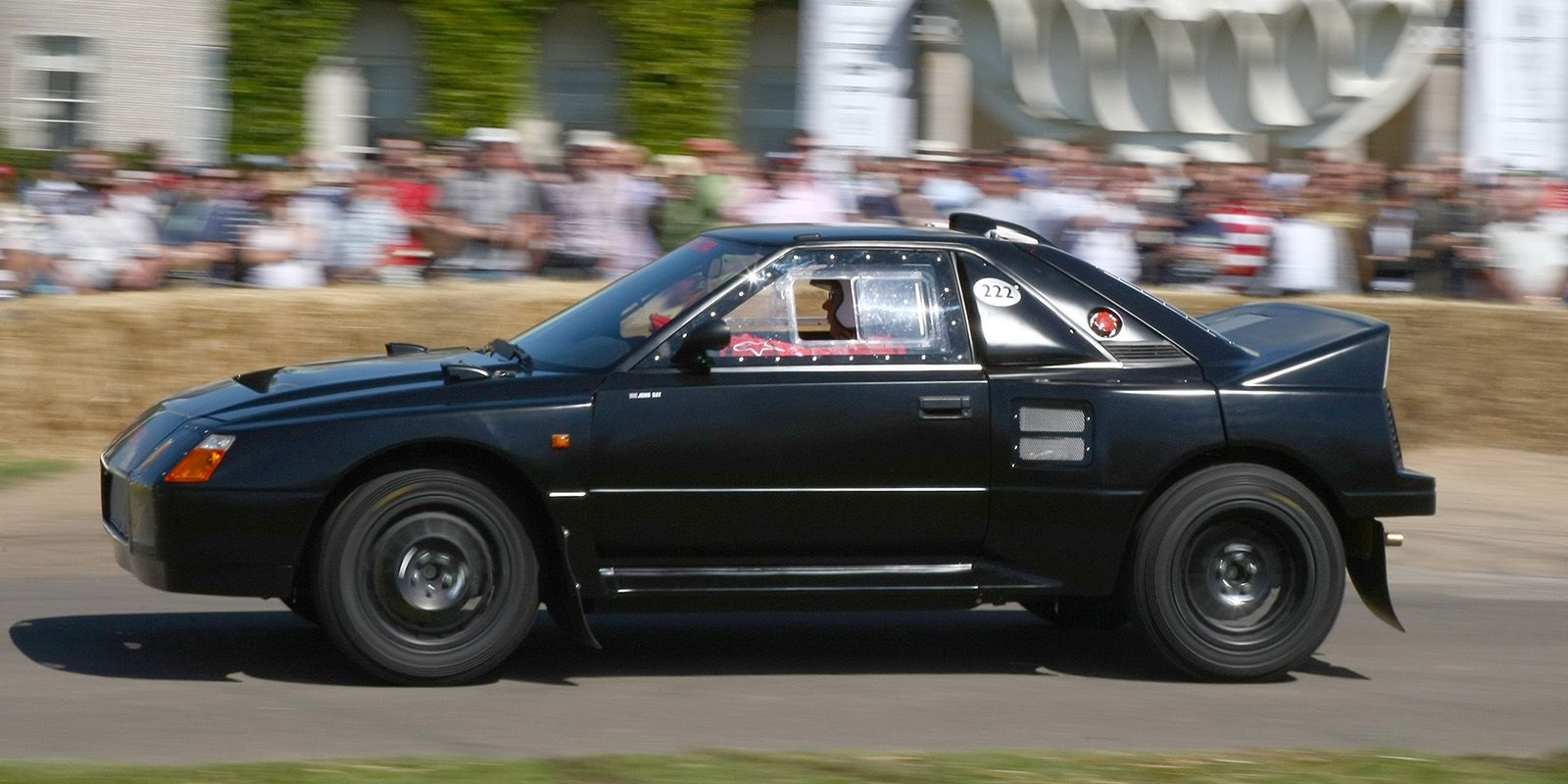 The All-Wheel Drive Toyota MR2 Rally Car You Didn\'t Know Existed