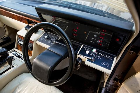 Learn All There Is To Know About The Aston Martin Lagonda S Razor