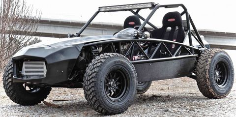 The Latest Exocet Is a Radical Miata-Based Off-Road Riot