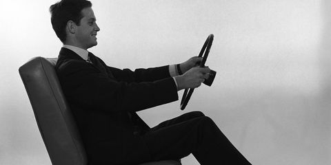 Finger, Sitting, Formal wear, Suit trousers, Blazer, Black-and-white, White-collar worker, Monochrome, Monochrome photography, Employment,