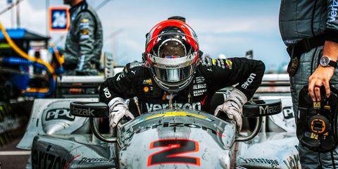 Josef Newgarden - Interview with 2017 IndyCar Champion