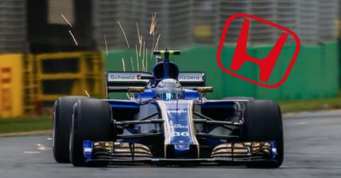 Honda Sauber F1 Engine supply deal