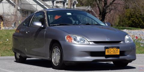 Image Youregular Car Reviews The First Generation Honda Insight