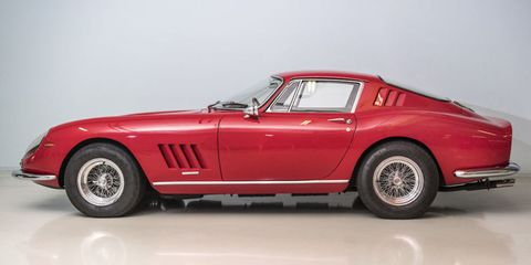 Best Cars Under 100000 >> The First Ferrari 275 GTB/4 Is Headed to Auction