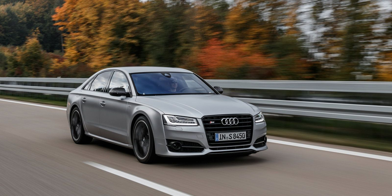 Audi S8 W12 Turbo >> 10 Fastest Sedans You Can Buy Today - Most Powerful Sedans in 2017