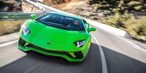 2017 Lamborghini Aventador S First Drive Lamborghini Supercar Review