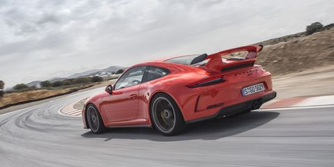 New 911 GT3 – Porsche 991.2 GT3 Manual First Drive