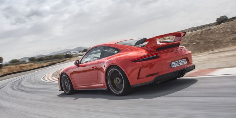 New 911 GT3 – Porsche 991 2 GT3 Manual First Drive