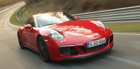 The New Porsche 911 Carrera GTS Is Faster at the Nurburgring Than ...