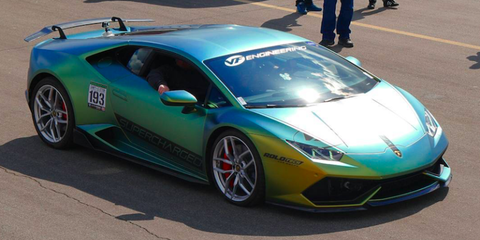 Supercharging A Lamborghini Huracan To 700 Whp Costs The Same As