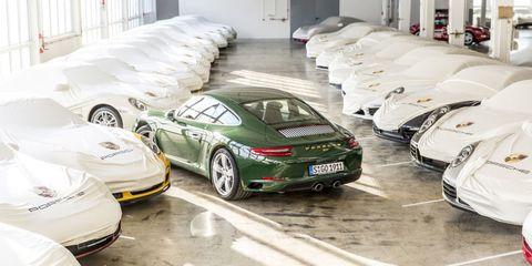 Motor vehicle, Automotive design, Car, Vehicle, Supercar, Parking, Performance car, Sports car, Porsche, Porsche 911,