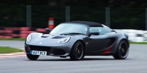 You Only Need 134 Horsepower For Fun In a Lotus Elise