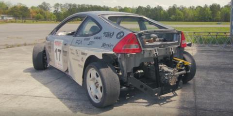 Image Thatdudeinblueyou The First Generation Honda Insight