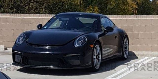 Porsche Will Soon Sell You A Wing Less 911 Gt3