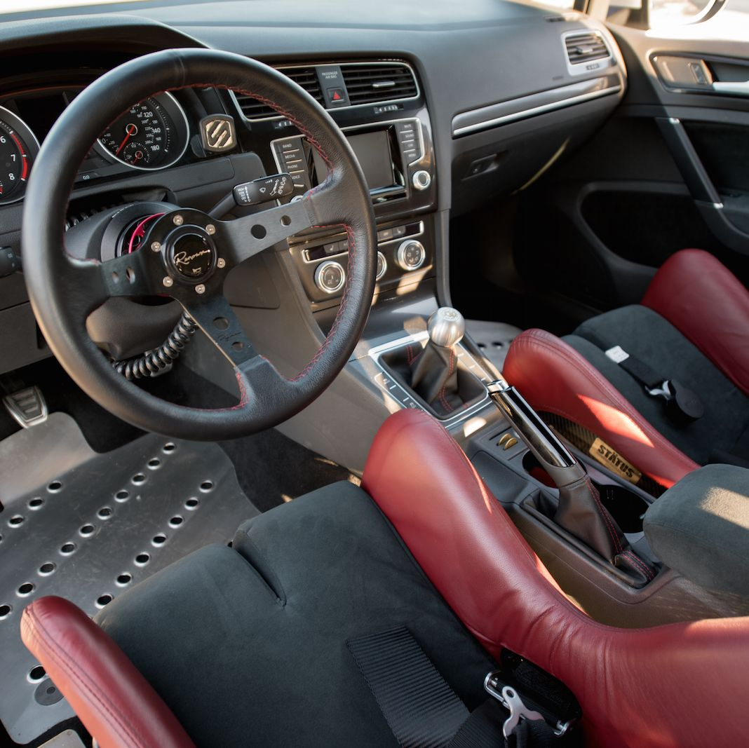<p>We doubt VW will start offering those seats and that steering wheel as factory options.&nbsp&#x3B;</p>