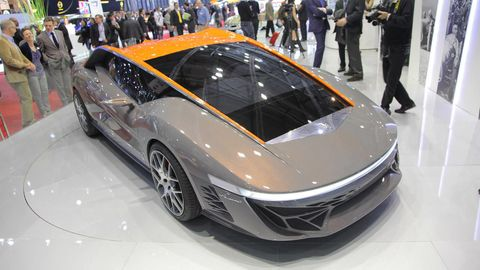 Automotive design, Vehicle, Event, Land vehicle, Car, Personal luxury car, Supercar, Lamborghini, Auto show, Sports car,
