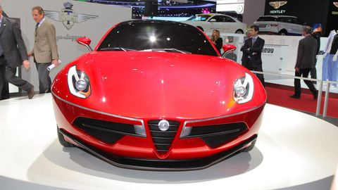 Automotive design, Mode of transport, Vehicle, Event, Land vehicle, Car, Performance car, Personal luxury car, Sports car, Auto show,