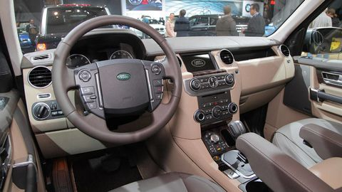 Motor vehicle, Steering part, Mode of transport, Automotive design, Product, Steering wheel, Automotive mirror, Vehicle audio, Technology, Center console,