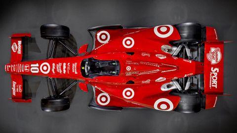 Automotive design, Open-wheel car, Red, Automotive tire, Formula one, Formula one car, Automotive wheel system, Automotive exterior, Logo, Race car,