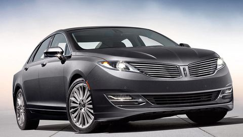 Photos The Real Spin 2013 Lincoln Mkz