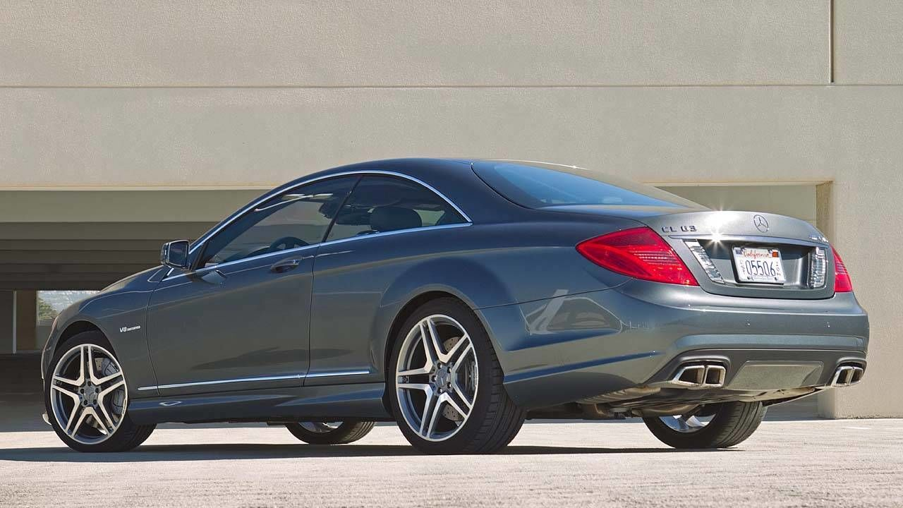 Photos Mercedes Benz Cl63 Amg